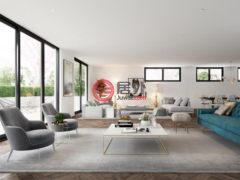 居外网在售澳大利亚3卧2卫的新建房产
