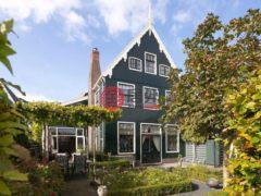 居外网在售荷兰5卧3卫的房产总占地399平方米EUR 1,395,000