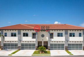 居外网在售美国4卧3卫新开发的房产总占地267平方米USD 360,000