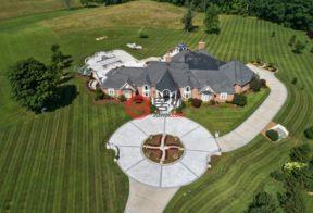 居外网在售美国摩斯伦希尔5卧8卫的房产总占地509847平方米USD 3,195,000
