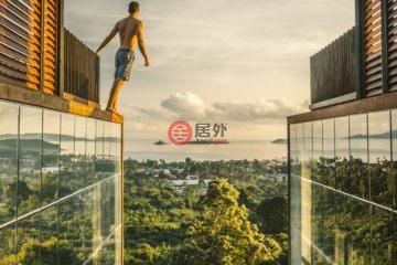 居外网在售泰国苏梅岛THB 68,000,000总占地1250平方米的商业地产