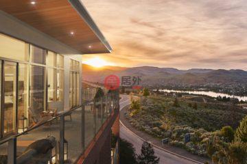 加拿大房产房价_不列颠哥伦比亚省房产房价_坎卢普斯房产房价_居外网在售加拿大坎卢普斯1卧1卫新房的房产总占地4169平方米CAD 284,900