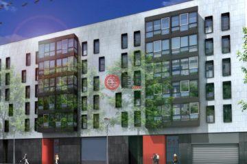 居外网在售西班牙3卧2卫新开发的新建房产总占地76平方米EUR 437,000起
