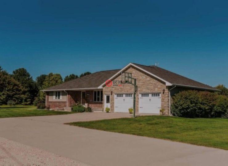 美国内布拉斯加州newman grove的房产,53665 825th rd,编号44640997