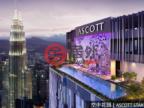 马来西亚Kuala Lumpur吉隆坡的房产,马来西亚吉隆坡双子塔畔Asoctt Star三期,全程托管 包租十年,编号54012037