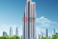 马来西亚吉隆坡的房产,史丹诺3高级公寓,编号43993057