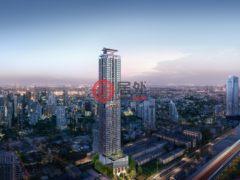 居外网在售泰国曼谷的新建房产总占地54平方米THB 3,600,000起