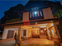 居外网在售泰国6卧7卫原装保留的房产总占地836平方米THB 45,000,000