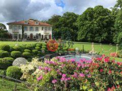 居外网在售瑞士格朗的房产总占地600平方米CHF 19,500,000