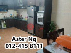 居外网在售马来西亚Bayan Lepas3卧2卫的房产总占地307平方米MYR 755,000