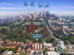 居外网在售澳大利亚North Sydney总占地1平方米的商业地产