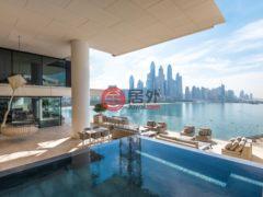 居外网在售阿联酋迪拜4卧5卫的房产AED 39,000,000