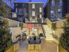 居外网在售英国伦敦6卧的房产GBP 17,500,000