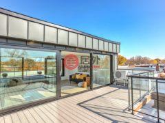 居外网在售加拿大蒙特利尔3卧2卫的房产总占地174平方米CAD 868,000
