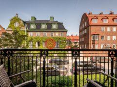 居外网在售瑞典斯德哥尔摩3卧的房产总占地145平方米SEK 22,000,000