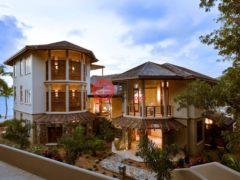 居外网在售英属维尔京群岛15卧18卫的房产总占地6961平方米USD 19,800,000