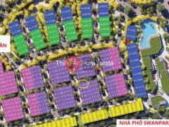 居外网在售越南Nhơn Trạch3卧3卫的房产总占地13平方米VND 3,200,000,000
