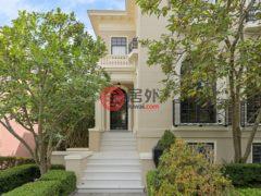 居外网在售美国5卧6卫的独栋别墅总占地465平方米USD 10,500,000