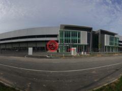 居外网在售马来西亚Pelabuhan KlangMYR 236,136 / 月总占地225205平方米的商业地产