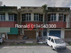 居外网在售马来西亚Ipoh的房产总占地149平方米MYR 380,000