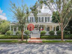 居外网在售美国塞拉布雷逊6卧7卫的房产总占地1578平方米USD 3,100,000