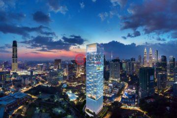 居外网在售马来西亚2卧2卫新开发的房产总占地69平方米MYR 1,280,000