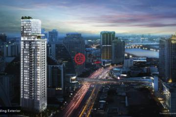 居外网在售泰国2卧2卫新开发的房产总占地86平方米THB 24,027,480