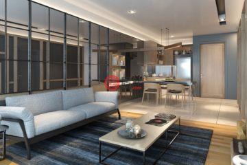 居外网在售马来西亚1卧1卫新开发的房产总占地59平方米MYR 1,148,000