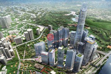 居外网在售马来西亚2卧2卫新开发的房产总占地6710平方米MYR 1,420,000