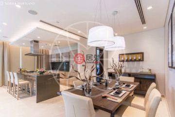 居外网在售阿联酋3卧新房的联排别墅总占地142平方米AED 2,202,422