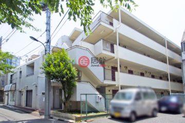 居外网在售日本1卧1卫原装保留的公寓总占地15平方米JPY 11,900,000