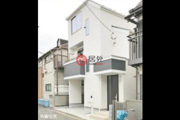 居外网在售日本Shinjuku3卧2卫的房产总占地89平方米JPY 61,900,000