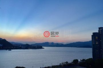 居外网在售中国香港3卧2卫特别设计建筑的房产总占地97平方米HKD 12,800,000