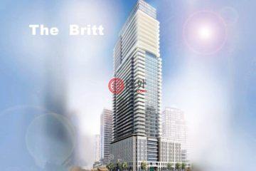 居外网在售加拿大1卧1卫新开发的房产总占地42平方米CAD 565,000