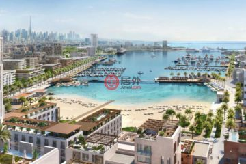阿联酋房产房价_迪拜房产房价_居外网在售阿联酋迪拜2卧2卫的房产总占地123平方米AED 1,550,000