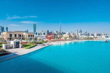 居外网在售阿联酋1卧2卫特别设计建筑的房产总占地1000000平方米AED 1,200,000