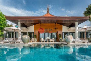 居外网在售泰国3卧3卫最近整修过的房产总占地1760平方米USD 3,700,000