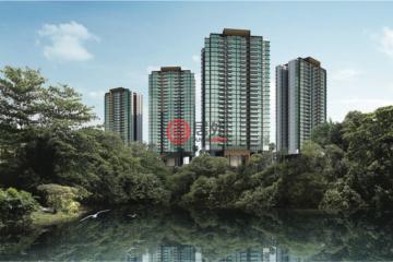 居外网在售新加坡3卧2卫新开发的房产总占地61409平方米SGD 1,679,000