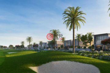 居外网在售阿联酋5卧5卫特别设计建筑的房产总占地668平方米AED 6,700,000