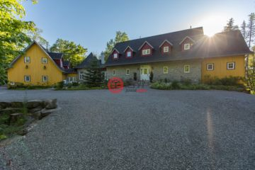 居外网在售加拿大7卧8卫原装保留的房产总占地117359平方米CAD 5,500,000
