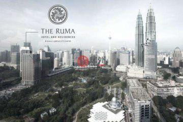居外网在售马来西亚2卧2卫的房产总占地5000平方米MYR 1,700,000