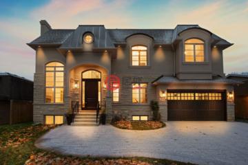 居外网在售加拿大5卧6卫新开发的房产总占地690平方米CAD 2,250,000