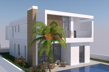 居外网在售塞浦路斯5卧4卫新开发的房产总占地366平方米EUR 600,000