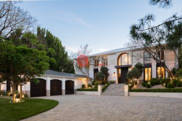 美国房产房价_加州房产房价_洛杉矶房产房价_居外网在售美国洛杉矶5卧7卫曾经整修过的房产总占地1468平方米USD 13,000,000