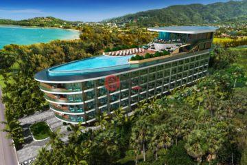 居外网在售泰国1卧1卫新房的房产总占地36平方米THB 3,996,000