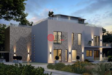 德国房产房价_柏林房产房价_居外网在售德国柏林3卧2卫新开发的房产总占地799平方米EUR 1,758,750