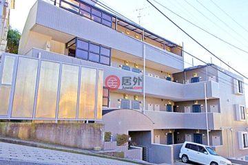 居外网在售日本Yokohama-shi1卧1卫的房产总占地17平方米JPY 7,500,000