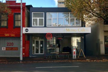 居外网在售新西兰Auckland City CentralUSD 2,468,000总占地347平方米的商业地产