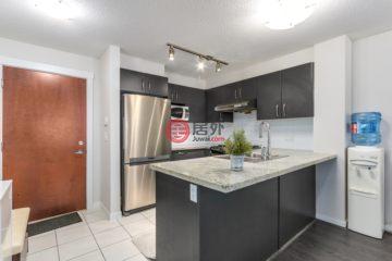 居外网在售加拿大2卧2卫最近整修过的房产总占地84平方米CAD 590,000