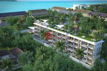 居外网在售泰国1卧1卫新开发的房产总占地1600平方米THB 4,880,000